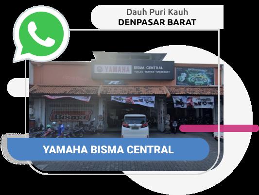 Yamaha Bisma Central