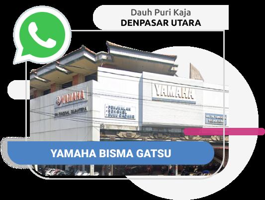 Yamaha Bisma Gatsu