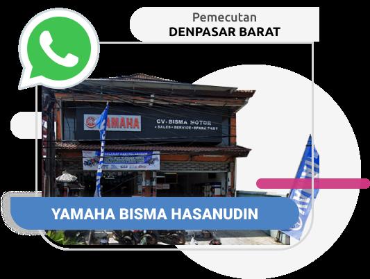 Yamaha Bisma Hasanudin